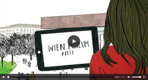 Sehen Sie das Video zum Wien Museum Neu
